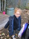 P1 Wynne visit the Nursery Playground
