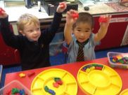 Sorting & Patterns in P1 O' Doherty Greene