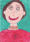 Mrs McIlroy (by Mark) - Teacher Year 4