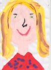 Mrs McGorman (by Maebh) - Classroom Assistant Year 1