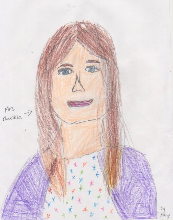 Mrs Mackle (By Amy)